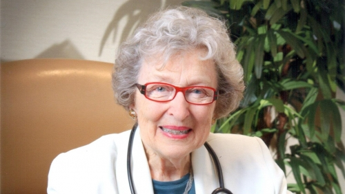 Dr. Virginia Dulany